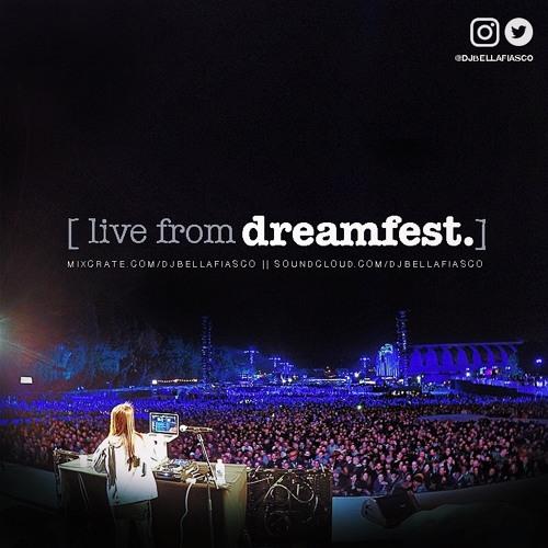 Live From #Dreamfest2016 - U2 Preshow