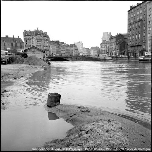 Soirée Mémoire : Les inondations de Rennes