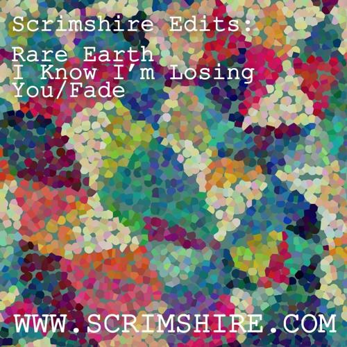 Rare Earth - I'm Losing You/Fade (Scrimshire Edit)