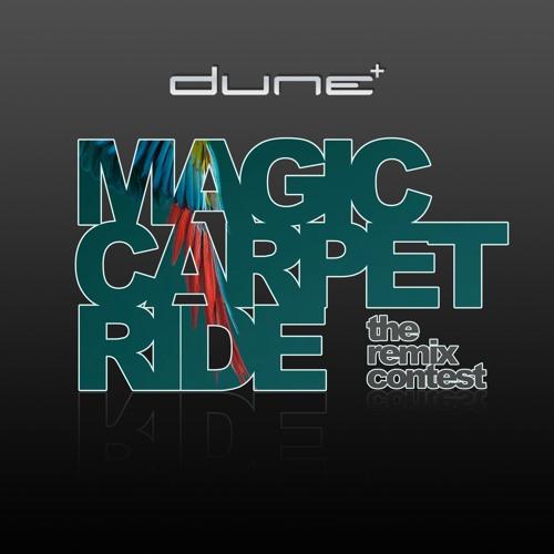 MAGIC CARPET RIDE - The Remix Contest