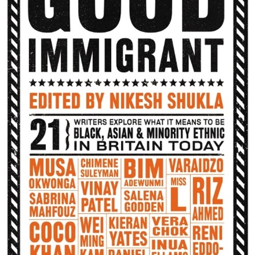 'SHADE' (The Good Immigrant) - Live collaboration at Durham Book Festival