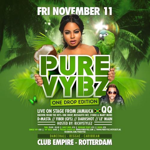 "Pure Vybz: ""The Mixtape"" (mixed by DJ Darkshot)"