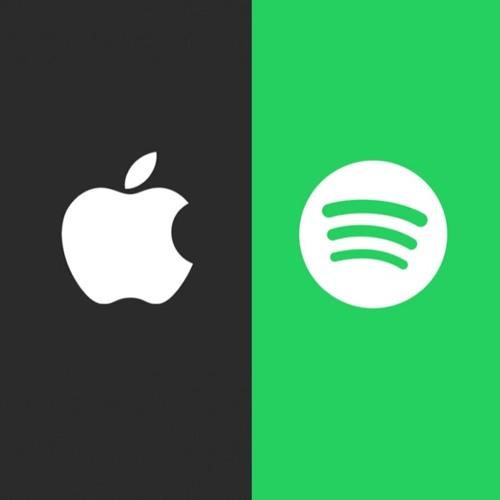 MyApple Daily (S04E033) #258: Czy Spotify powinno mieć aplikację dla Apple TV czwartej generacji?