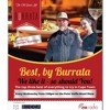 Best By Burrata: Top 3 Places For TRADITIONQL ETHNIC Cuisine