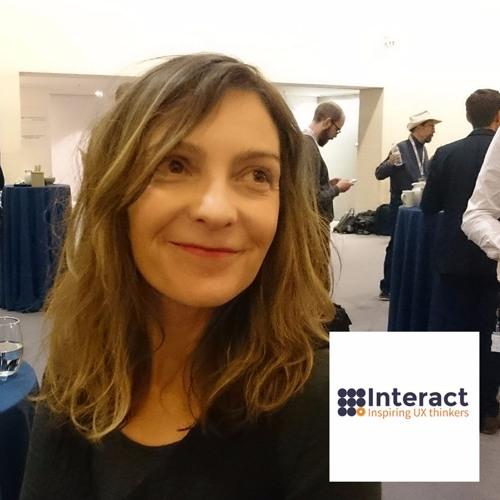 Interview with Pamela Pavliscak at #InteractLDN 2016