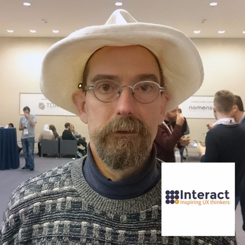 Interview with Leo Frishberg at #InteractLDN 2016