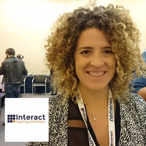Interview with Sarah Doody at #InteractLDN 2016