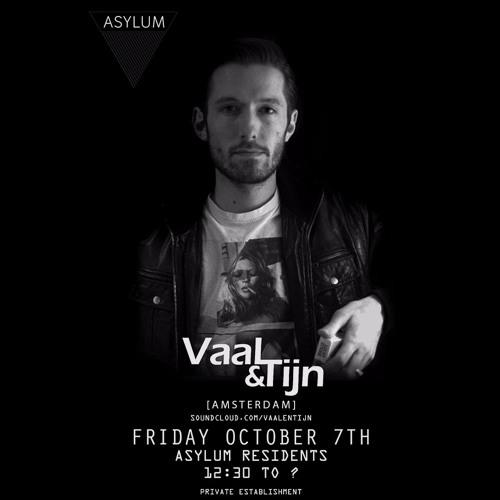 Vaal & Tijn - Live @ Asylum Afterhours Honolulu, Hawaii (07-10-16)