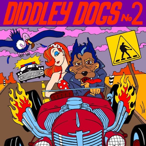 Diddley Dogs - Red Hot Headed Girl