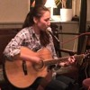 """Ksenia's song """"Sing fly love"""" at the Harcourt Arms open mic session, Oct 2016"""