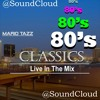 80'S - 2k16 LOOKING BACK LATE 80s EARLY 90s HIT MIX MARIO TAZZ(recorded live in the mix)