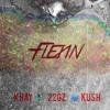Khay x 22Gz x Kush Blicky - Flexin