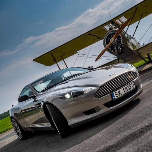 Aston Martin sound: DB7, DB9, Vantage - Startup Revving