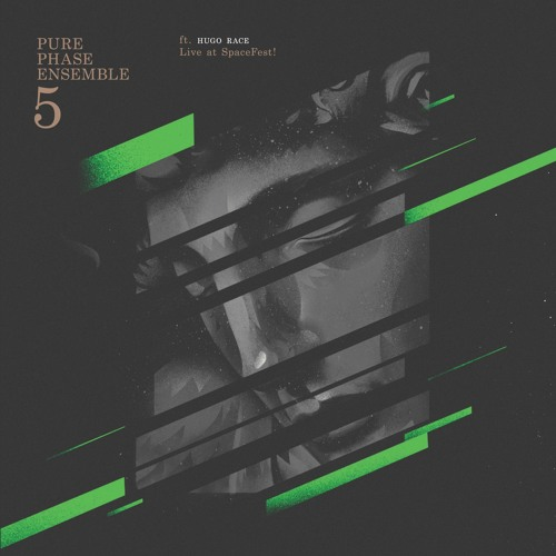 Pure Phase Ensemble 5 (ft. Hugo Race) - Live at SpaceFest