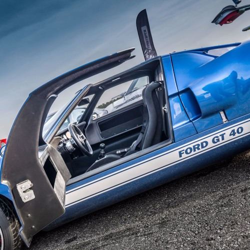 Ford GT40 - michaljaroszczyk.com