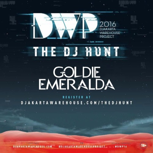 GOLDcast #07 - DWP DJ HUNT 2016