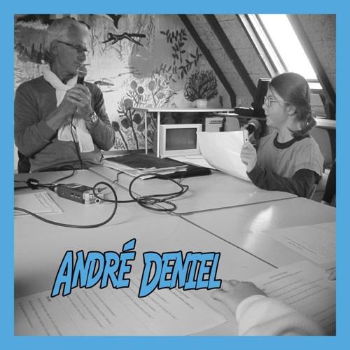 Manon, Léo, Kenan, Lukas & Rose interviewent André Deniel