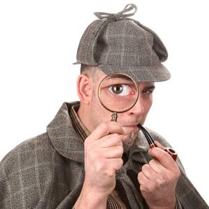 Légy olyan mesteri megfigyelő, mint Sherlock Holmes!