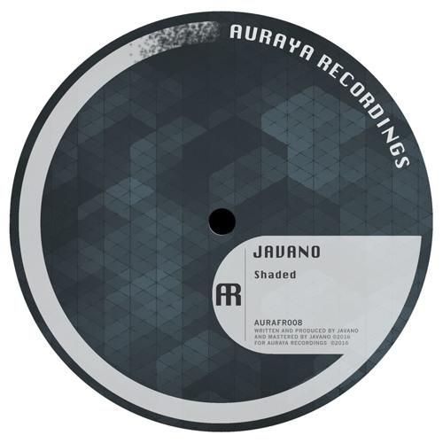 Javano - Shaded [AURAFR008] FREE D/L
