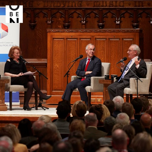 David Brooks and E.J. Dionne – Sinfulness, Hopefulness, and the Possibility of Politics