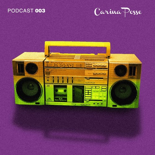 Oldnew Records Podcast 003 - Carina Posse