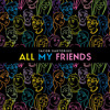 Jacob Sartorious - All My Friends [DISTORTED] [EAR DESTROYING]