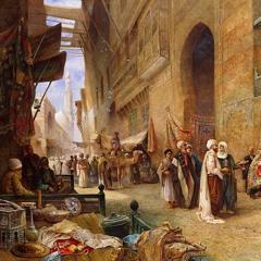 موسيقى ( شارع المعز ) - El-Moez Street - music by Ibrahim Shamel