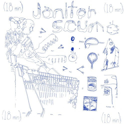 Janitor Scum - Corned Beef