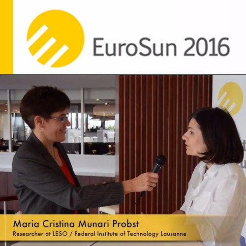 Maria Munari: How to integrate solar into architectural design