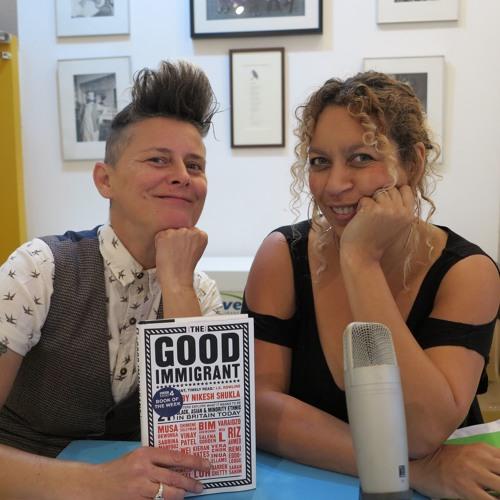 Joelle Taylor in conversation with Salena Godden