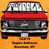 Twiddle 10/8/16 Classical Gas - Eagles Ballroom Bozeman MT