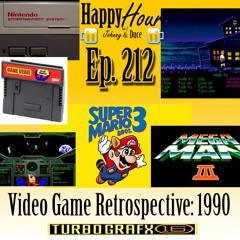 Episode 212 - Video Game Retrospective: '90