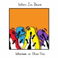 Whethan When I'm Down (Ft. Oliver Tree) Artwork