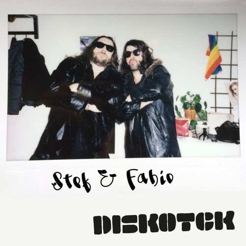 Fabio Scali & Stef Gregory - DISKOTEK X OVOLOLO