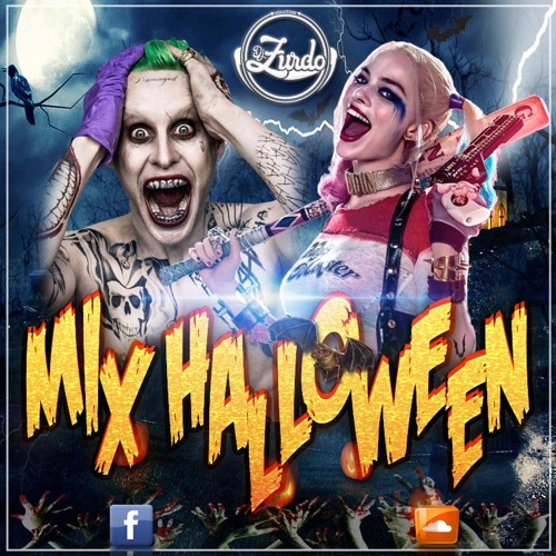DJ ZURDO - MIX HALLOWEEN 2016 (VOL 01)