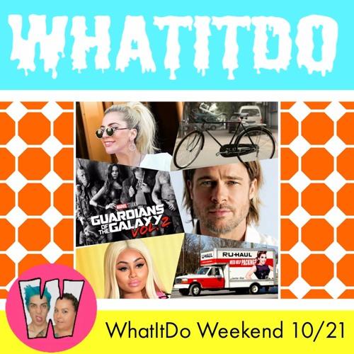 WhatItDo Weekend 10/21