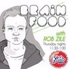 Brain Food With Rob Zile/KissFM/20-10-16/#2 TECHNO