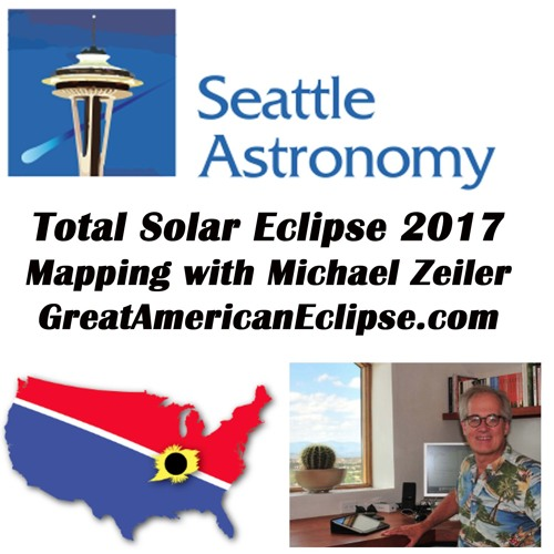 Mapping Eclipses with Michael Zeiler of GreatAmericanEclipse.com