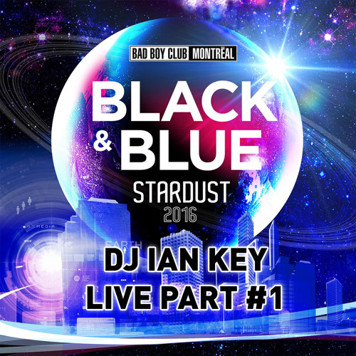 Ian Key - Live at Black & Blue 2016 (Part #1)