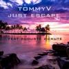 TommyV - Just Escape (ft. Auguste Zickute) (Original mix)