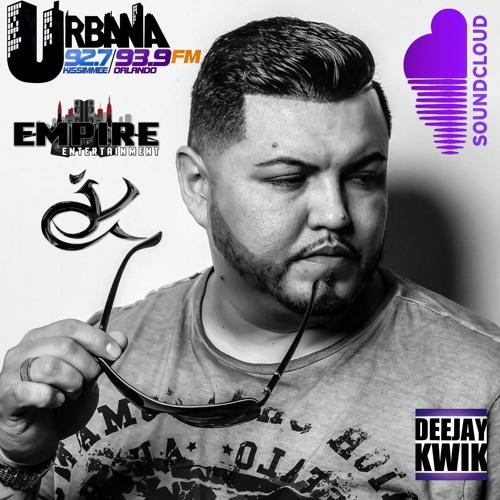 DJ KWIK - URBAN MIXX 10-17