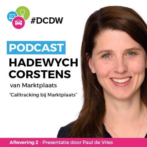 DCDW - Podcast - Aflevering - 2 met Hadewych Corstens Marktplaats
