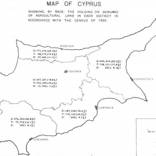 Managing Population in Cyprus and Mandate Palestine | Yael Berda