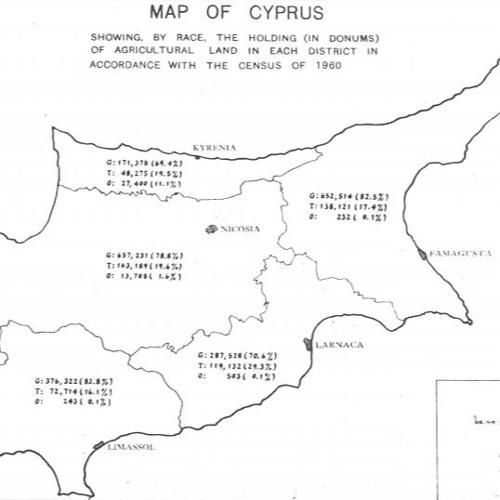 Managing Population in Cyprus and Mandate Palestine | Yael Berda