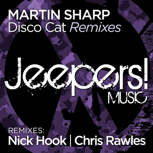 Martin Sharp - Disco Cat Remixes