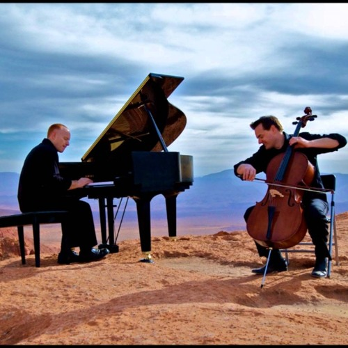 The Piano Guys - Desert Symphony (DJ michbuze Kizomba Remix)