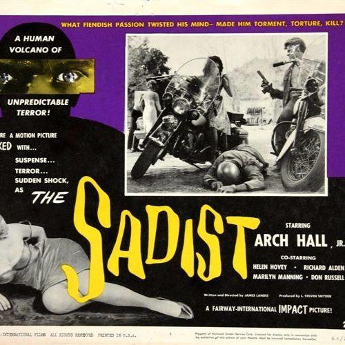 SPLATHOUSE04: The Sadist (1963)