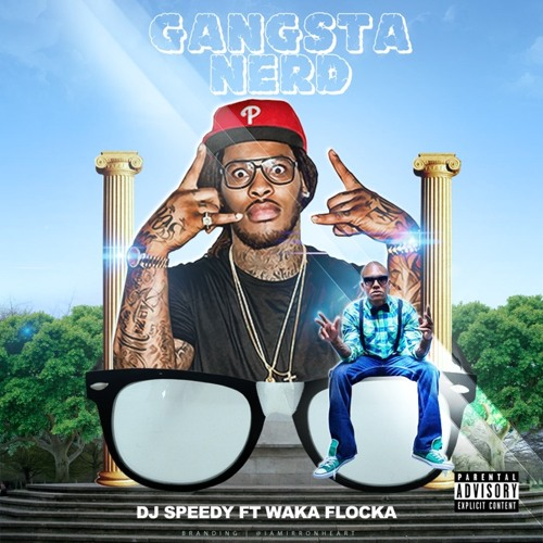 Harvey miller gangsta nerd ft waka flocka