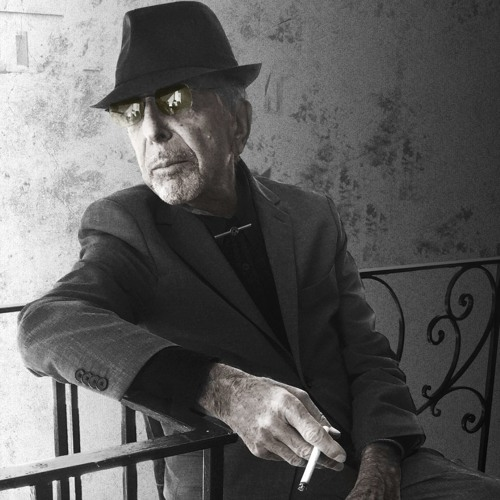 Leonard Cohen at the Canadian Consulate (10/13/16)