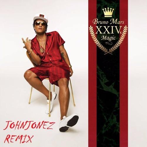 Baixar 24k  Magic - Bruno Mars (JOHNJONEZ REMIX)